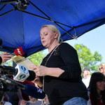 """Protestujący opuścili Sejm. """"Obecny rząd nie jest gotowy do dialogu"""""""