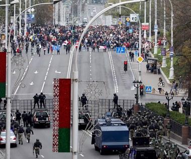 Protesty na Białorusi. Ponad pół tysiąca zatrzymanych