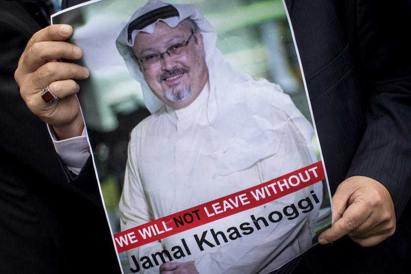 Protesty po zaginięciu saudyjskiego dziennikarza, zdj. ilustracyjne /Chris McGrath /Getty Images