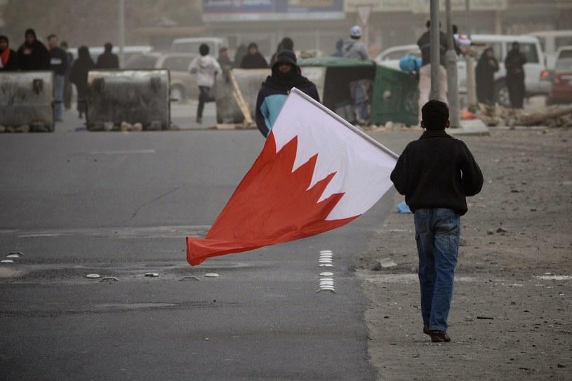 Protesty w Bahrajnie nie ustają... Ale show ma trwać! /AFP
