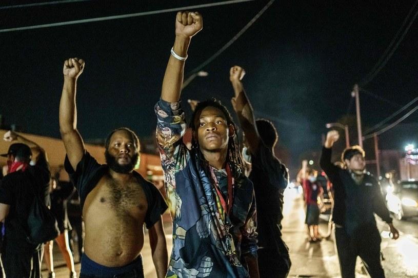 Protesty w Kenosha, Wisconsin /KEREM YUCEL  /Newspix