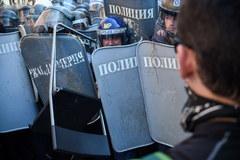 Protesty w Sofii: ponad 40 zatrzymanych, 16 osób w szpitalu po użyciu gazu