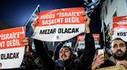 Protesty w Stambule po uznaniu przez USA Jerozolimy za stolicę Izraela