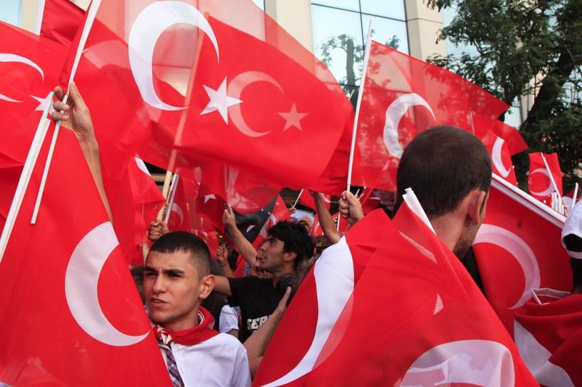 Protesty w Turcji /AFP