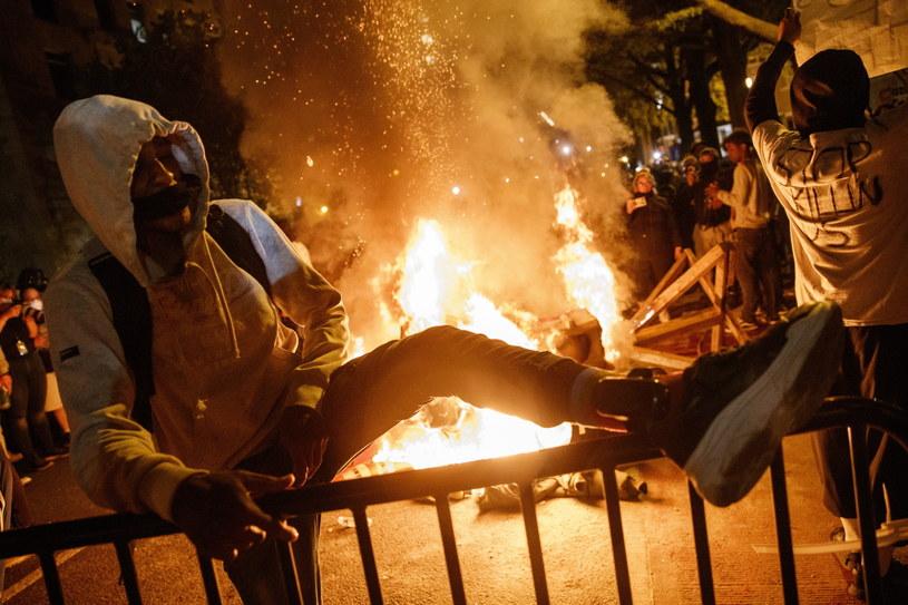 Protesty w USA /SHAWN THEW    /PAP/EPA