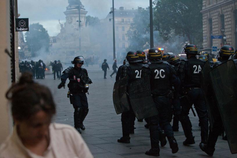Protesty we Francji/ zdj. ilustracyjne /Ania Freindorf /Reporter