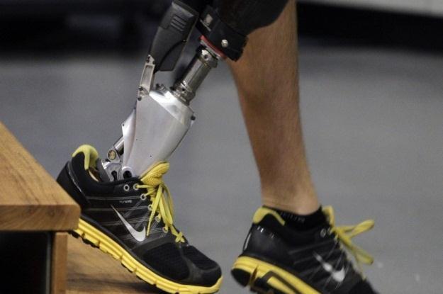 Proteza BiOM umożliwi powrót do normalności pacjentom po amputacji kończyny /materiały prasowe