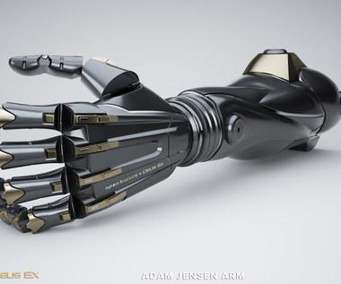 Proteza ręki z gry do rzeczywistości