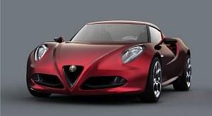 Prototyp Alfy Romeo 4C (2011) /Alfa Romeo