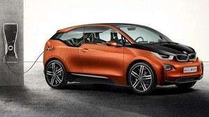 Prototyp BMW i3 /BMW