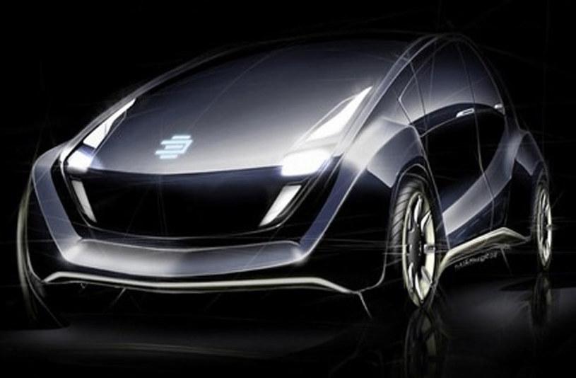 Prototyp Edag light car z 2009 roku /