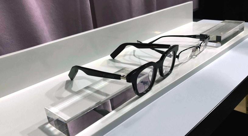 Prototyp inteligentnych okularów zaprezentowanych w Paryżu /INTERIA.PL