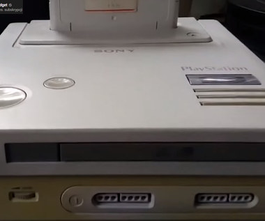 Prototyp konsoli Nintendo PlayStation trafił na aukcję