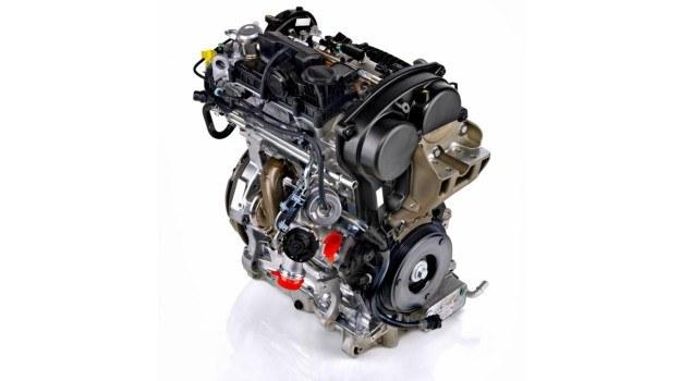 Prototyp nowego, 3-cylindrowego silnika Volvo /Volvo