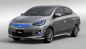 Prototyp nowego sedana Mitsubishi