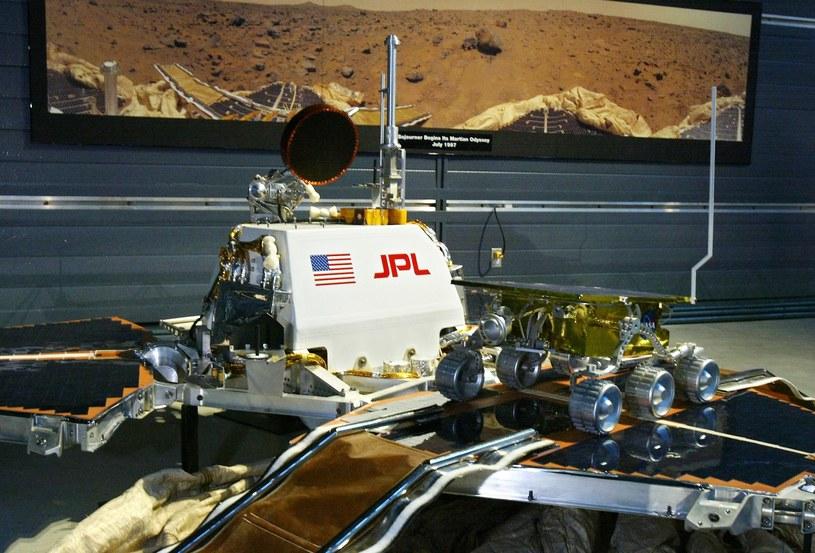 Prototyp sondy Patfinder w Smithsonian /AFP