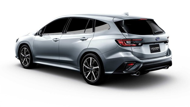 Prototyp Subaru Levorg /