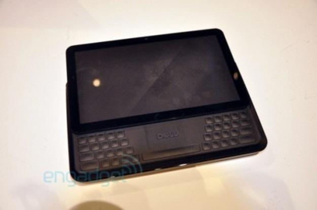 Prototyp tabletu Della Fot. Engadget /tabletowo.pl