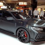 Prototypowa Honda Civic Type R