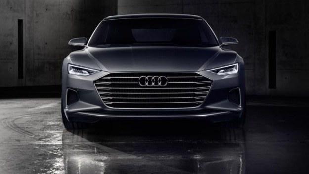 Prototypowe Audi Prologue - zapowiedź stylizacji nowych modeli A6, A7 i A8. /Audi