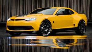 "Prototypowe Camaro Bumblebee z filmu ""Transformers 4"""