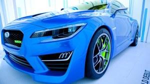 Prototypowe Subaru WRX