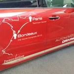 Prototypowy Citroen przejechał samodzielnie 580 km