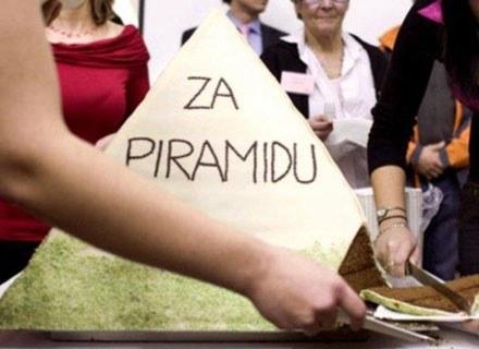 Prowadzona w Visoko zbiórka pieniędzy na prace Osmanagicia /MWMedia