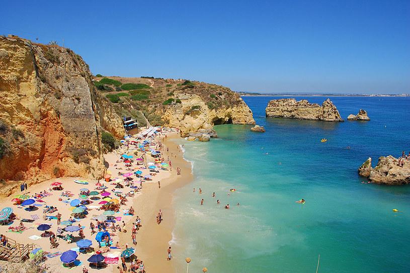 Prowincja Algarve, obejmująca całe zachodnie wybrzeże Portugalii, jest wymarzonym miejscem na wypoczynek /123RF/PICSEL