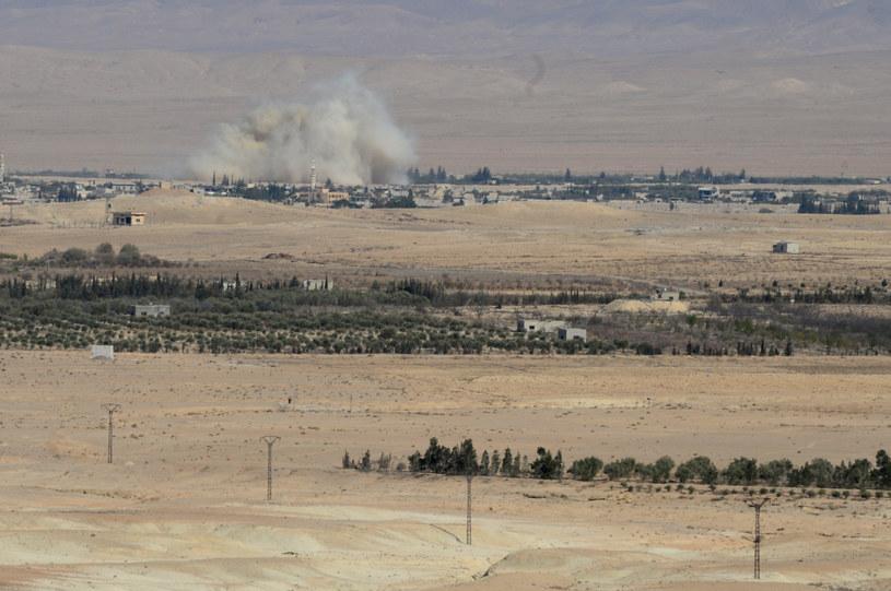 Prowincja Homs w Syrii, zdj. ilustracyjne /Mikhail Voskresenskiy/Sputnik  /East News