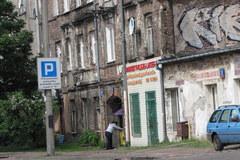 Prowizoryczne upiększanie Warszawy przed Euro 2012