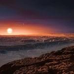 Proxima b - egzoplaneta najbliższa Ziemi