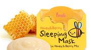 Prreti Honey Berry Sleeping Mask: Maseczka na noc do twarzy