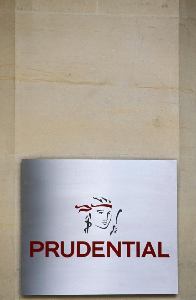 Prudential stał się symbolem walki Warszawy /AFP