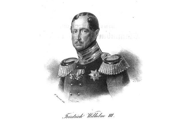 Pruski król Fryderyk Wilhelm III rozkazał zniszczyć polskie regalia /INTERIA.PL