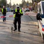 Pruszków: Karetka na sygnale śmiertelnie potrąciła dziecko