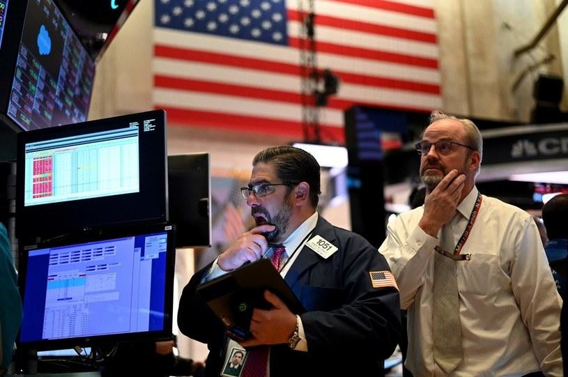 Prymusi hossy w USA. Big Tech triumfuje /JOHANNES EISELE /AFP