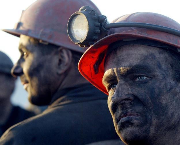 Prywatne kopalnie przyszłością sektora? /AFP