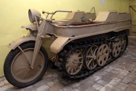Prywatne muzeum pól bitewnych w Krośnie