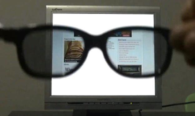 """""""Prywatny"""" monitor w akcji /materiały prasowe"""
