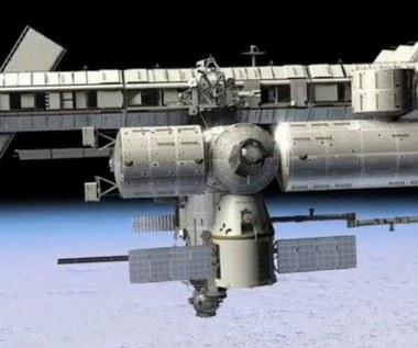 Prywatny pojazd zacumuje do ISS