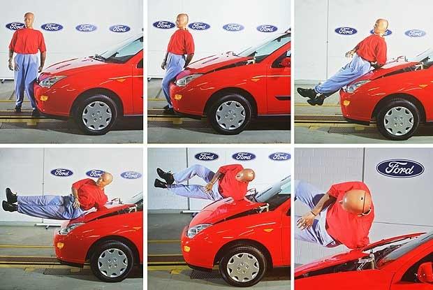 Przeanalizuj przebieg wypadku na powiększonym zdjęciu (kliknij) /INTERIA.PL