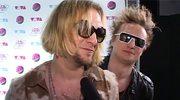 Przebrał się za Kurta Cobaina