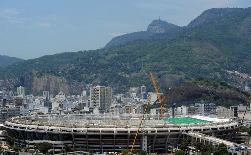Przebudowa Maracany ma kosztować ok. 457 milionów dolarów /AFP