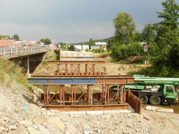 Przebudowa mostu w Biertowicach /GDDKiA