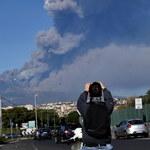 Przebudzenie Etny. Zanotowano ponad 130 wstrząsów sejsmicznych