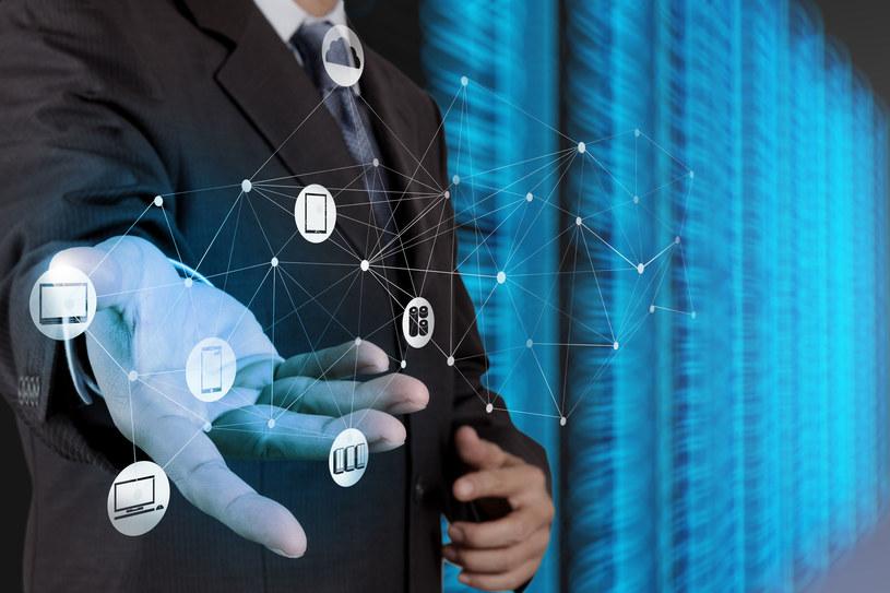 Przechowywanie danych i zarządzanie nimi w chmurze to przyszłość. /123RF/PICSEL