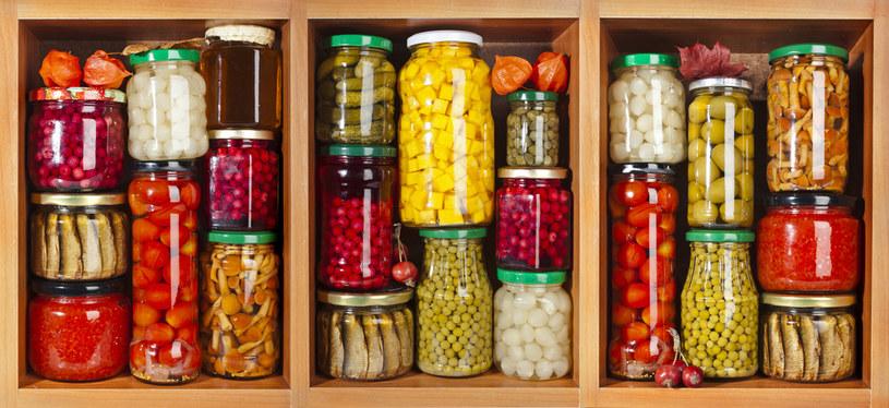przechowywanie zywności /© Photogenica