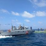 Przechwycona narko-łódź. Podwodne siły narkotykowych bossów