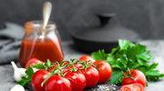 Przecier pomidorowy z 3 prostych składników
